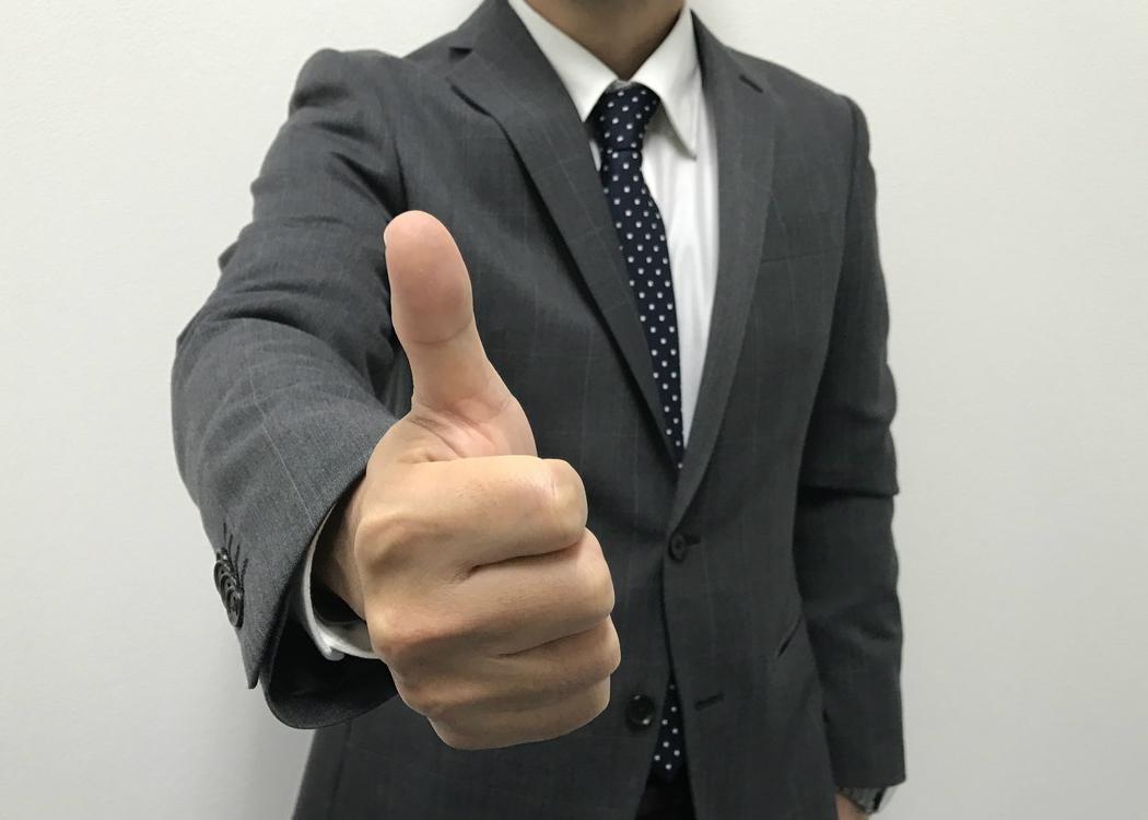 男性ビジネスマン